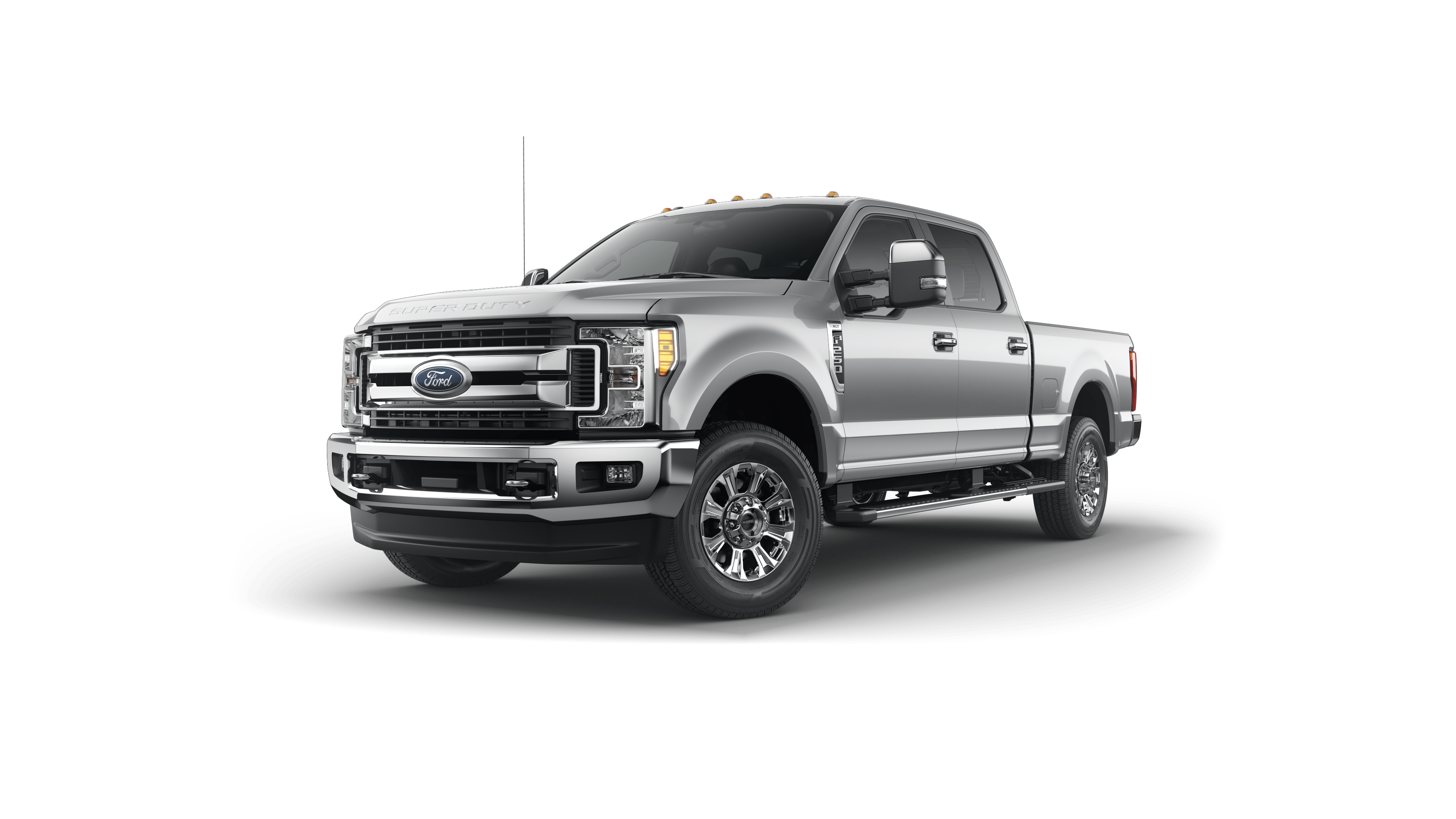 2018 Ford Super Duty F