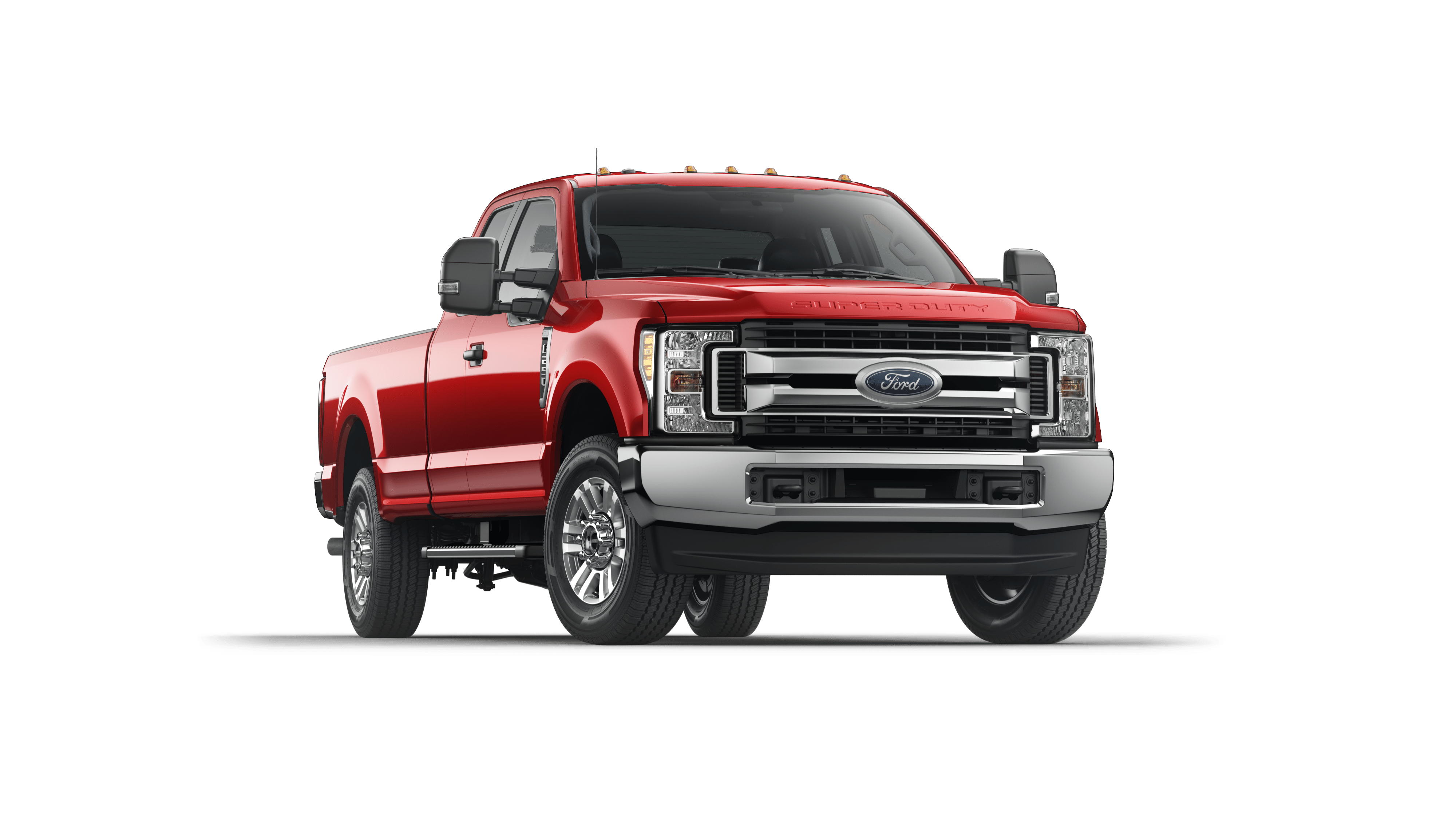 Race Red 2019 Ford Super Duty F-250 SRW for Sale at Ciocca ...