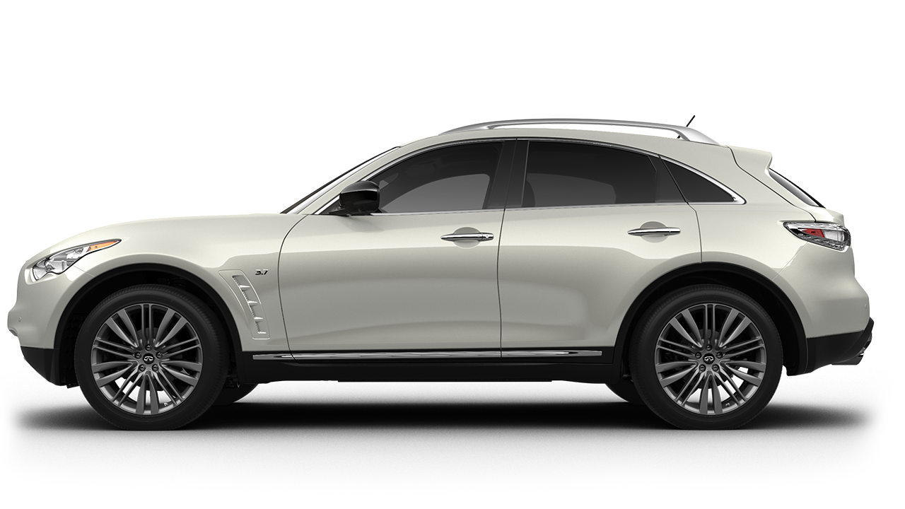a 2017 infiniti qx70 in houston tx dealer clear lake infiniti majestic white rwd rwd. Black Bedroom Furniture Sets. Home Design Ideas