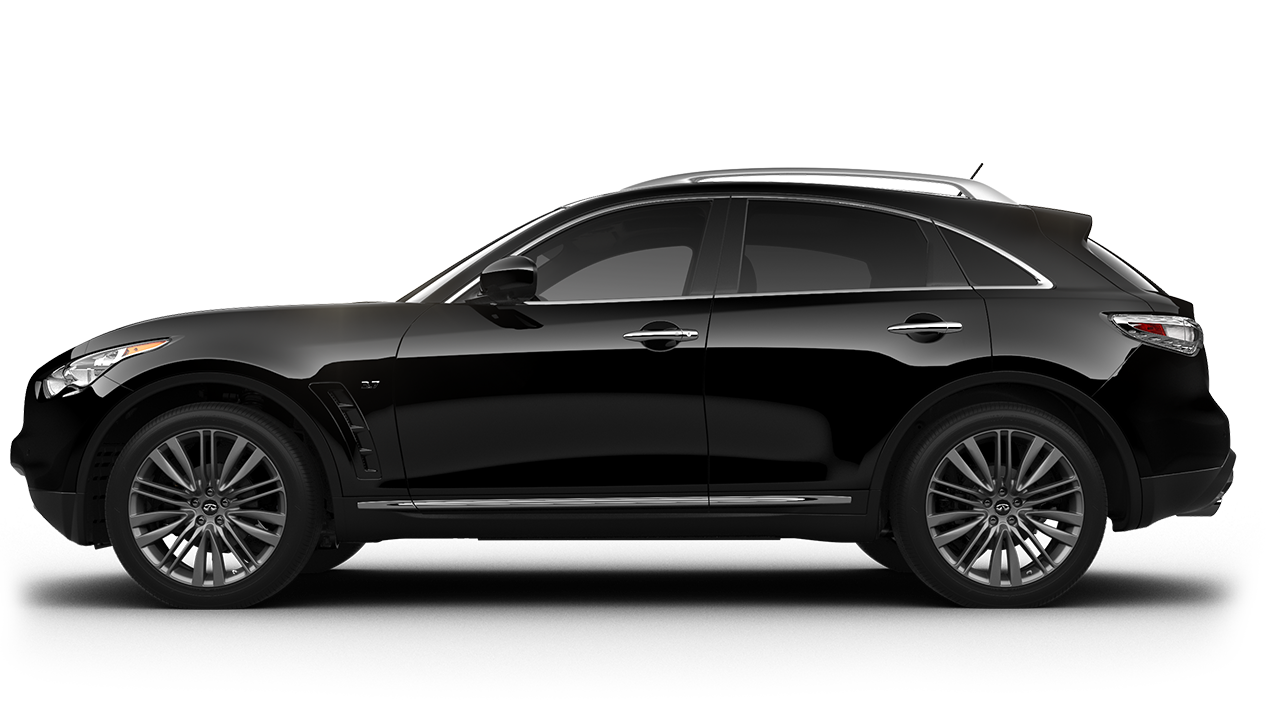 Infiniti Of West Chester >> 2017 INFINITI QX70 AWD SUV in Black Obsidian available in ...