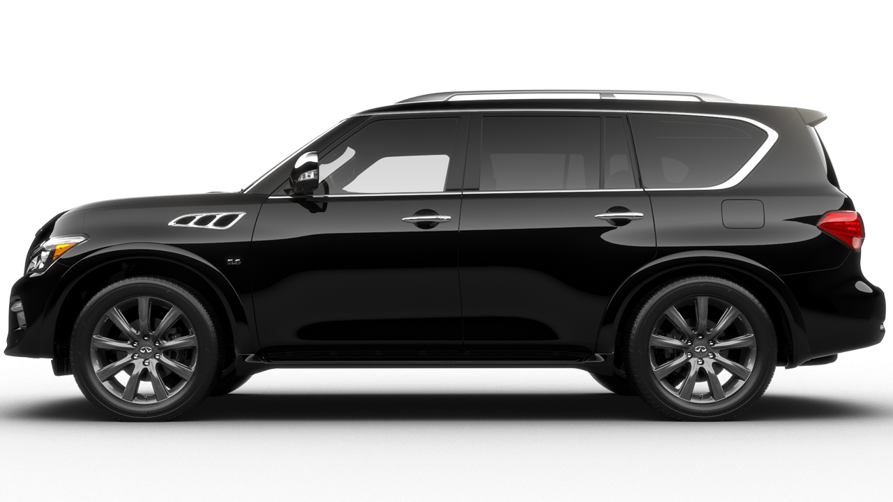 2017 INFINITI QX80 Vehicle Photo in Grapevine, TX 76051