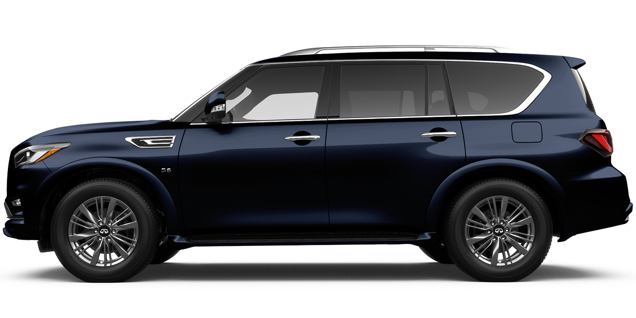 2018 INFINITI QX80 Vehicle Photo in Fort Worth, TX 76132