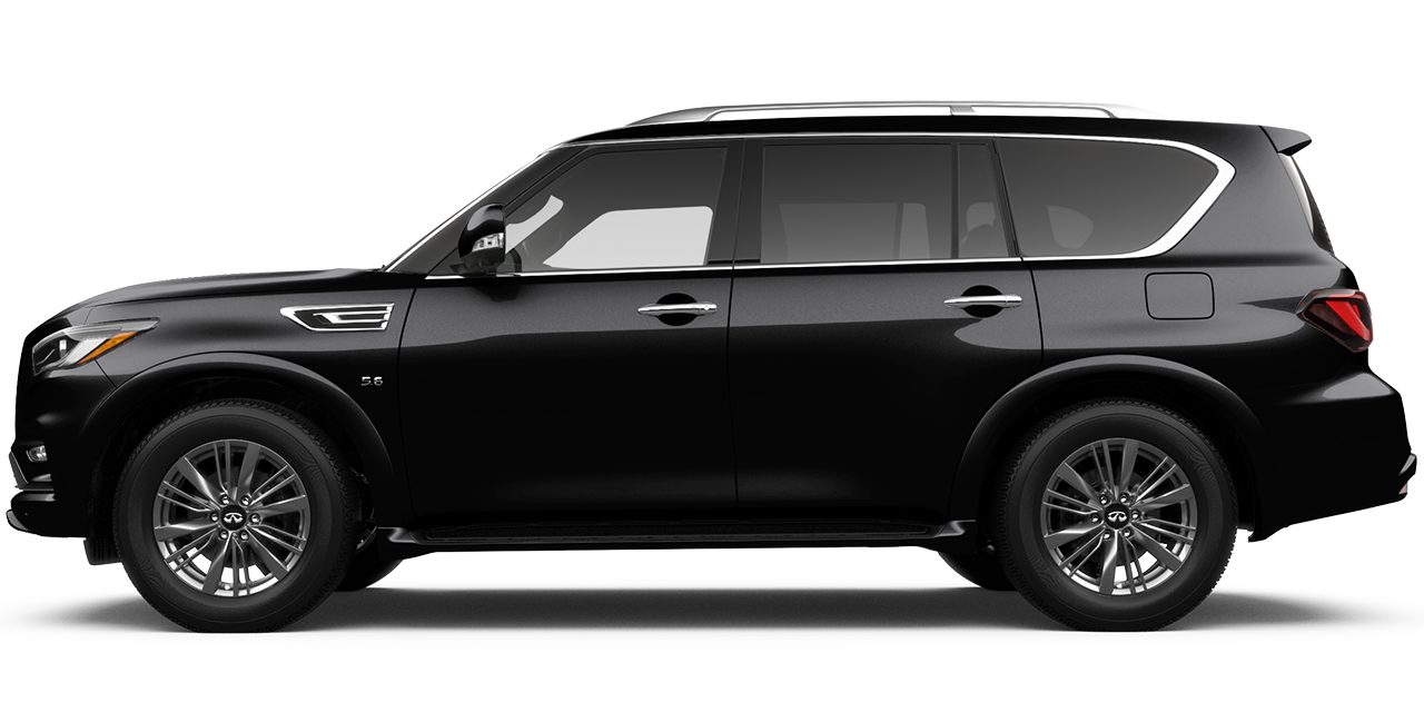 2018 INFINITI QX80 Vehicle Photo in Dallas, TX 75209