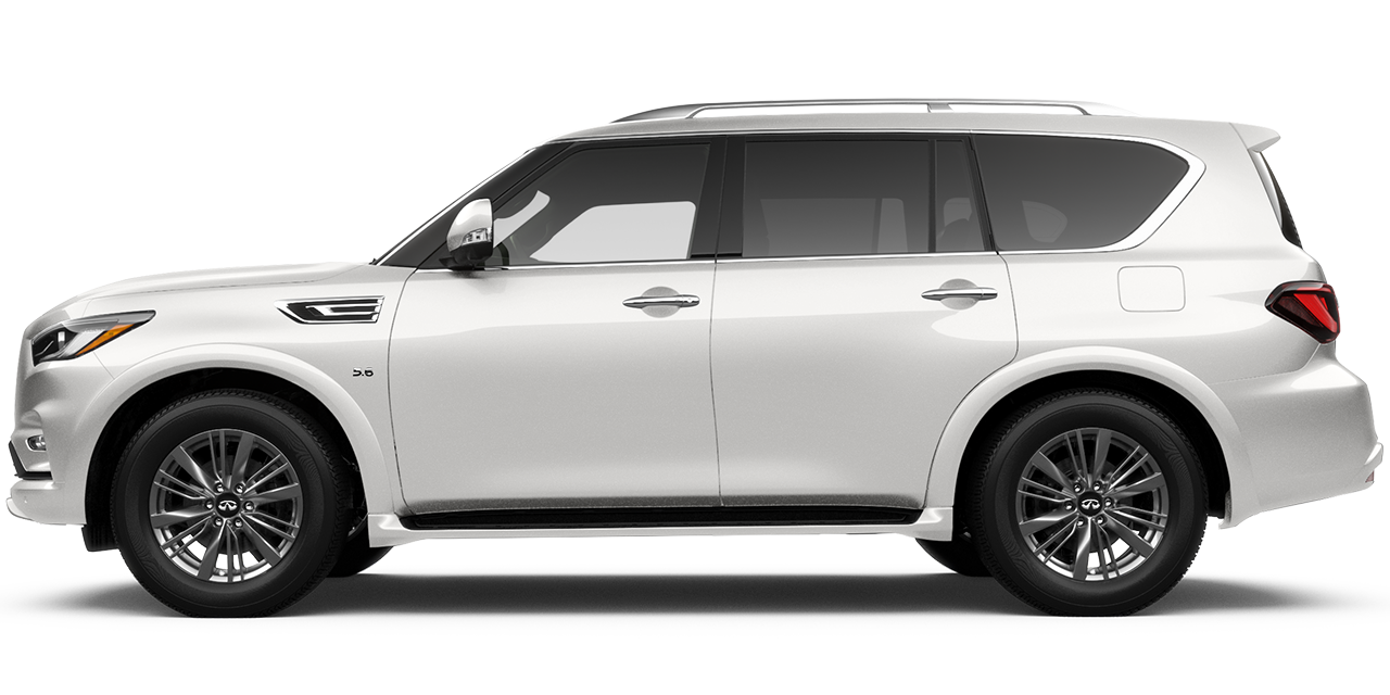 2018 INFINITI QX80 Vehicle Photo in Grapevine, TX 76051