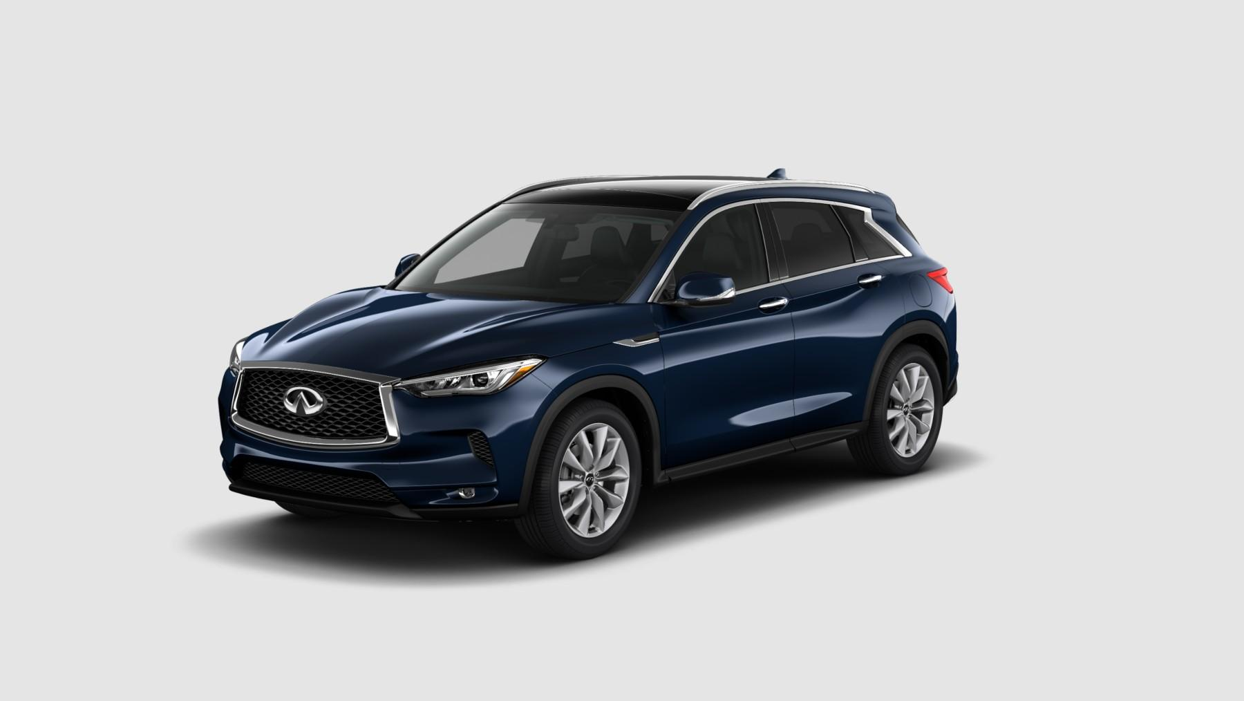 2019 INFINITI QX50 Vehicle Photo in Dallas, TX 75209
