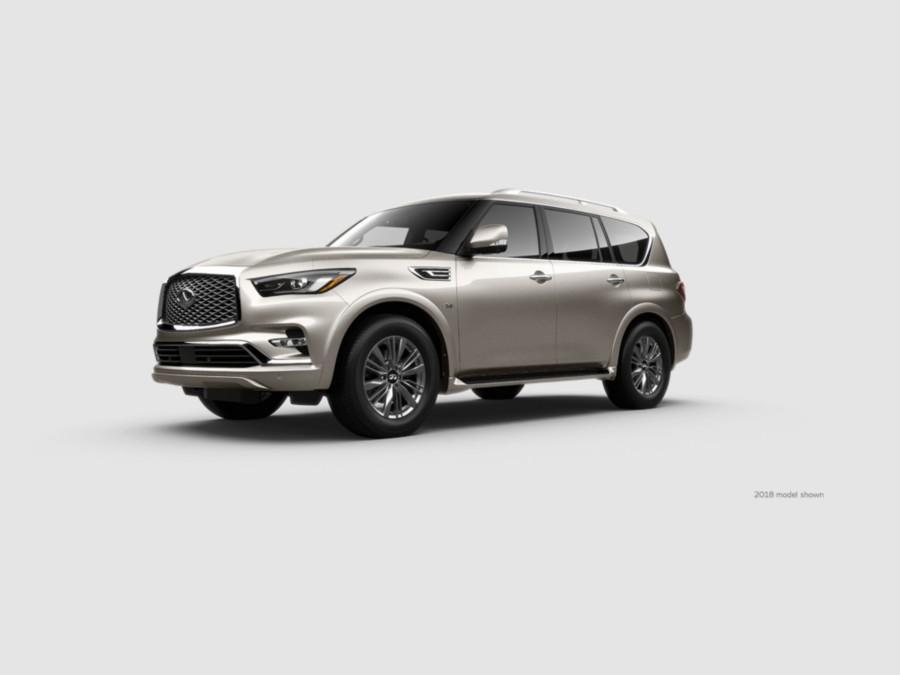 2019 INFINITI QX80 Vehicle Photo in Grapevine, TX 76051