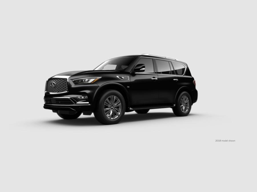 2019 INFINITI QX80 Vehicle Photo in Dallas, TX 75209