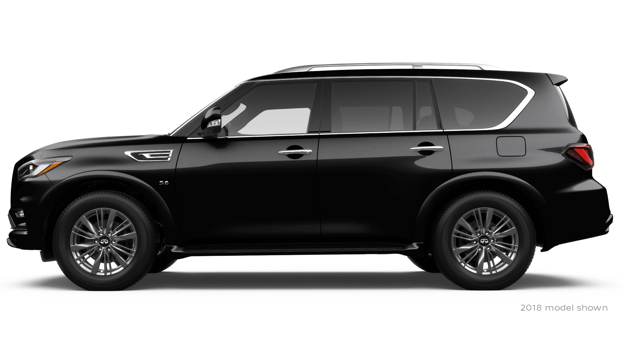 Sewell Infiniti Fort Worth >> Suv for Sale: New 2019 INFINITI QX80 Black Obsidian in ...