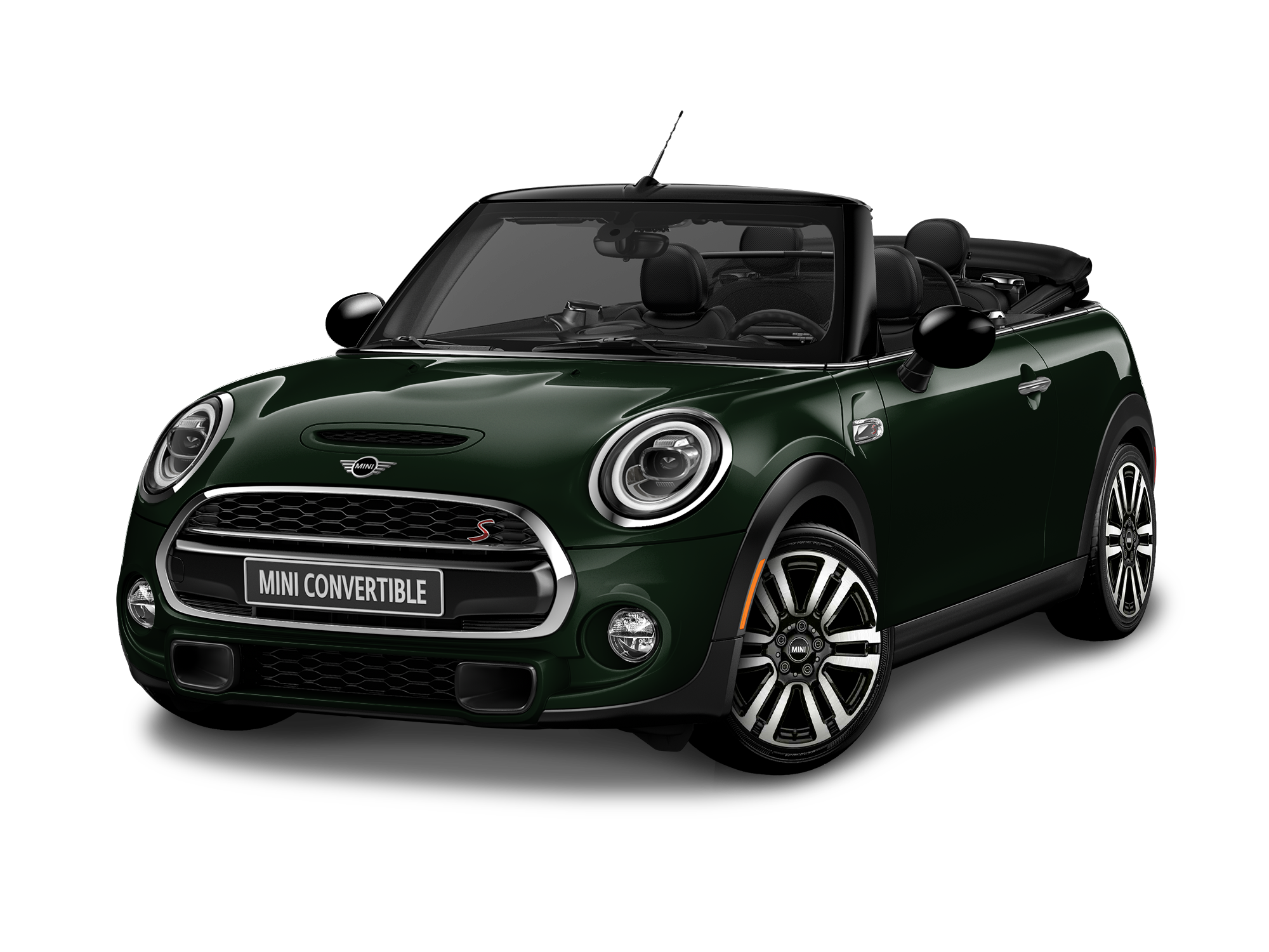 2019 MINI Cooper S Convertible Iconic Vehicle Photo in Appleton, WI 54913
