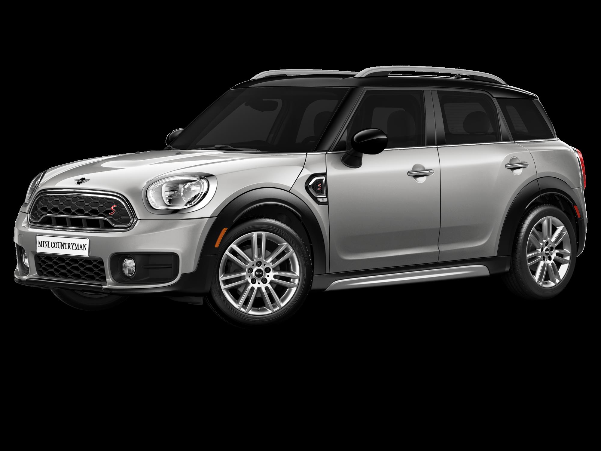 Melting Silver 2019 Mini Cooper S Countryman Signature New Suv