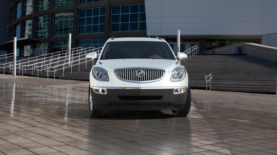 Used Suv 2012 White Opal Buick Enclave Leather For Sale In