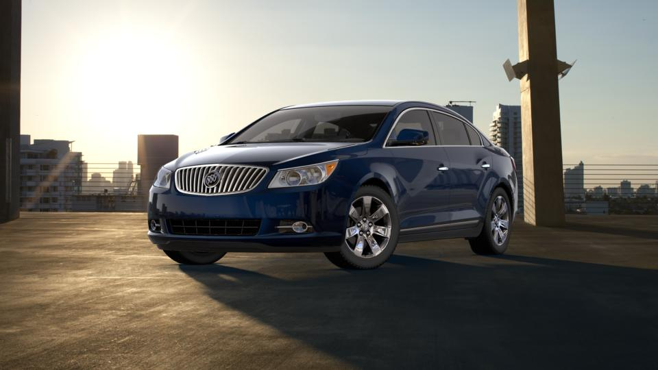 2012 Buick LaCrosse Vehicle Photo in Anchorage, AK 99515