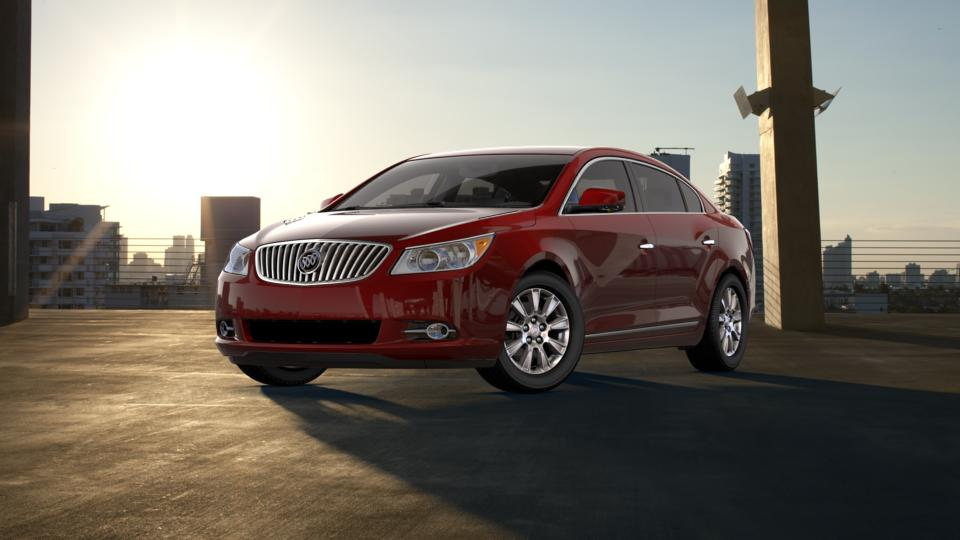 2012 Buick LaCrosse Vehicle Photo in Colorado Springs, CO 80905
