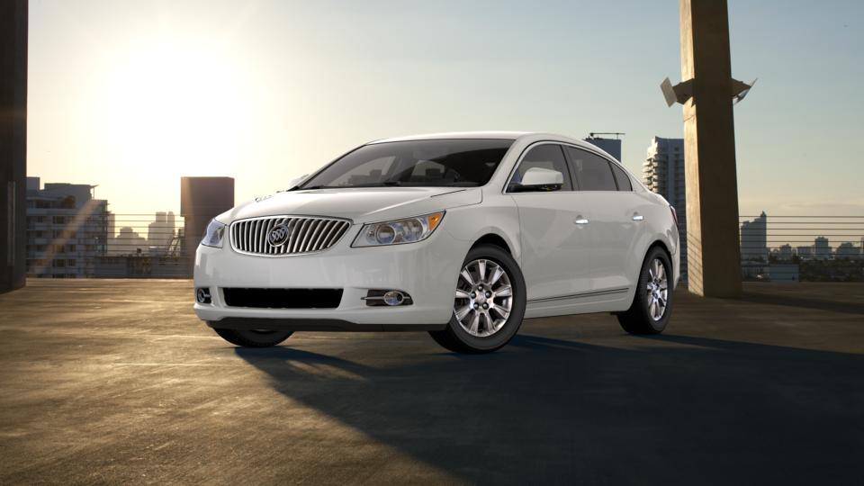 2012 Buick LaCrosse Vehicle Photo in Jasper, IN 47546