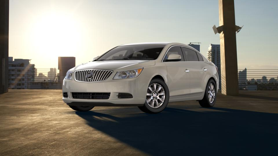 2012 Buick LaCrosse Vehicle Photo in Poughkeepsie, NY 12601