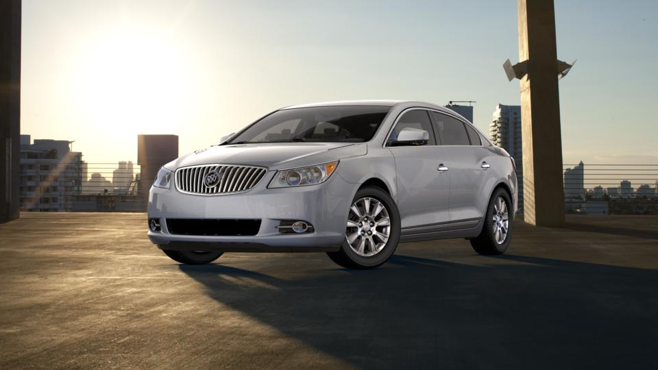 2012 Buick LaCrosse Vehicle Photo in Williamsville, NY 14221