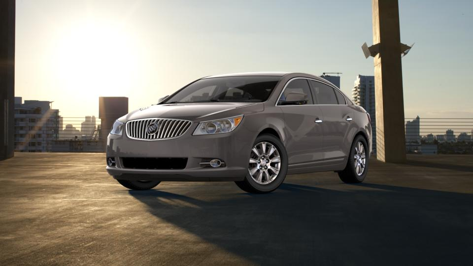 2012 Buick LaCrosse Vehicle Photo in Triadelphia, WV 26059