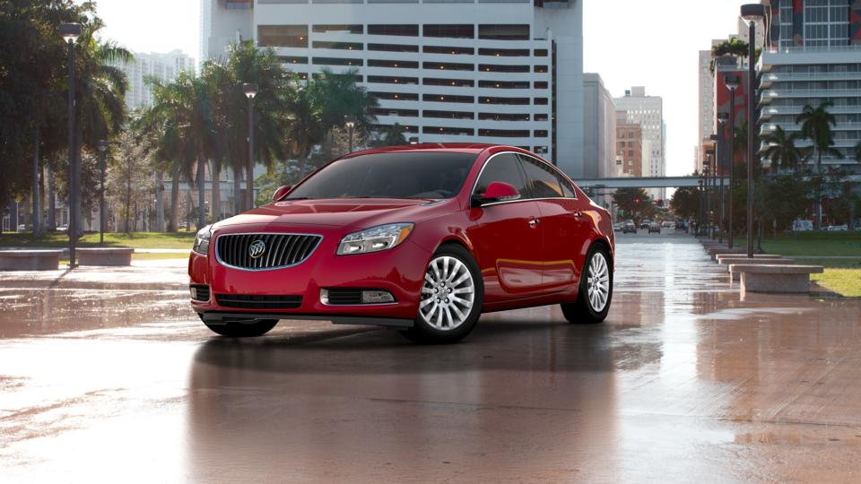 2012 Buick Regal Vehicle Photo in Depew, NY 14043