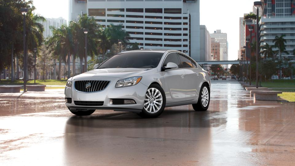 2012 Buick Regal Vehicle Photo in Saginaw, MI 48609