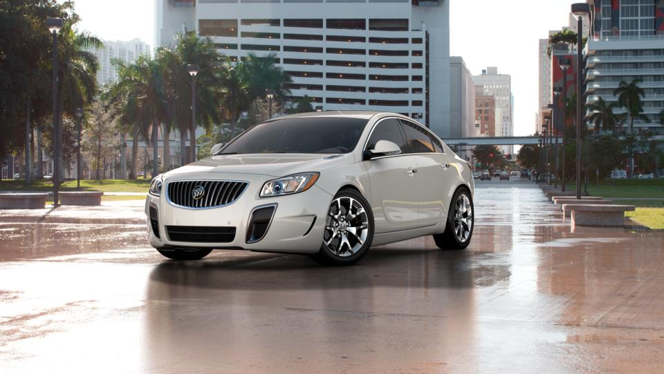 2012 Buick Regal Vehicle Photo in San Leandro, CA 94577