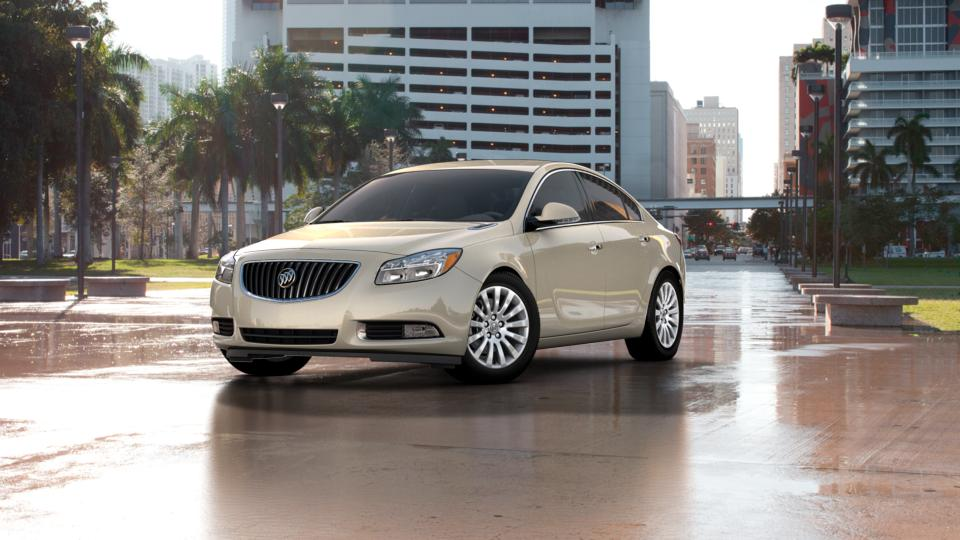 2012 Buick Regal Vehicle Photo in Ferndale, MI 48220
