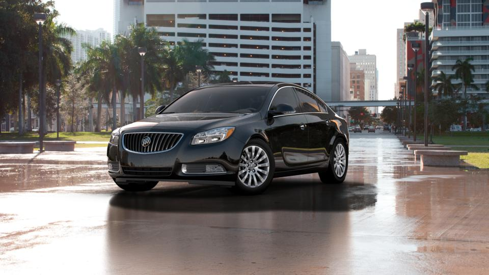 2013 Buick Regal Vehicle Photo in Gardner, MA 01440