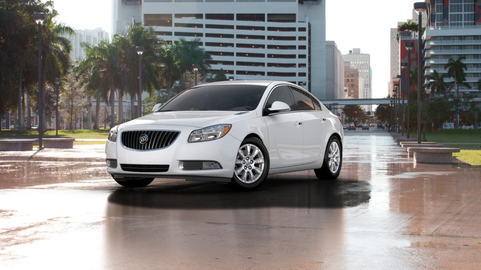 2013 Buick Regal Vehicle Photo in Tulsa, OK 74131