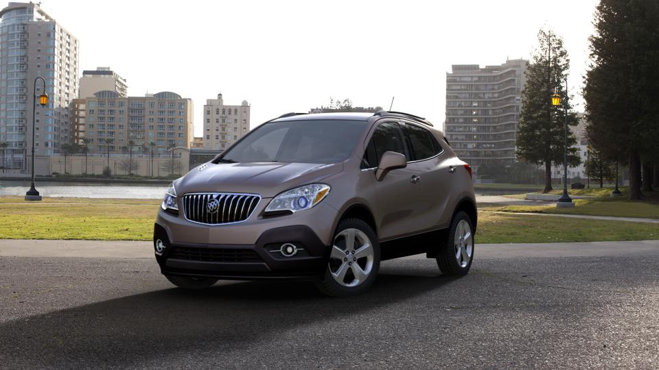 2013 Buick Encore Vehicle Photo in Joliet, IL 60435