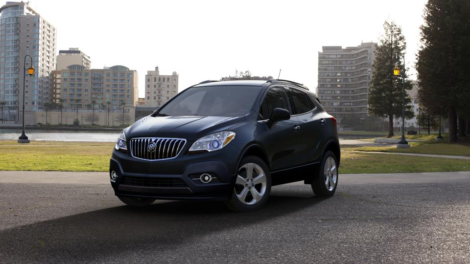 2013 Buick Encore Vehicle Photo in Akron, OH 44303