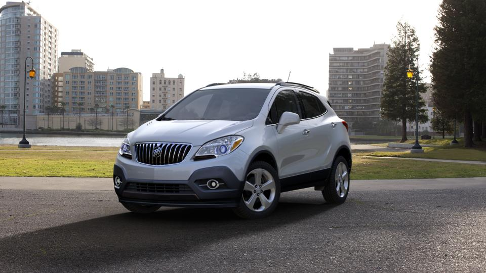 2013 Buick Encore Vehicle Photo in Detroit Lakes, MN 56501