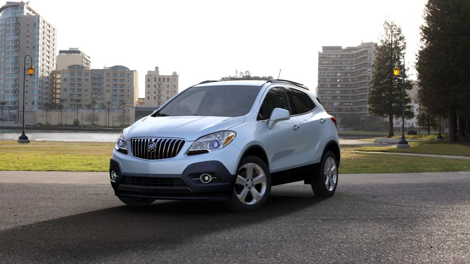 2013 Buick Encore Vehicle Photo in Trevose, PA 19053