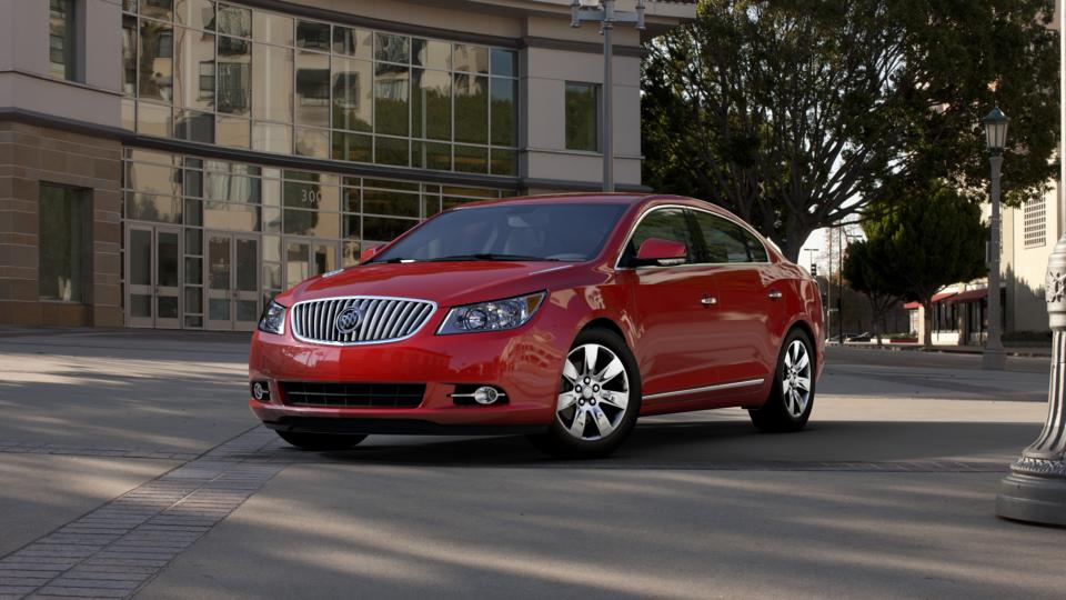 2013 Buick LaCrosse Vehicle Photo in Tallahassee, FL 32308