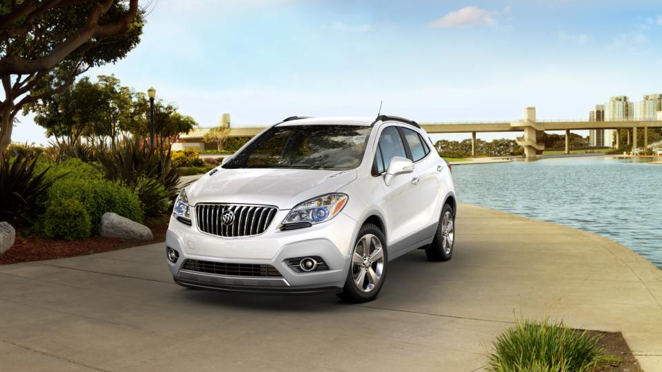 2014 Buick Encore Vehicle Photo in St. Clairsville, OH 43950