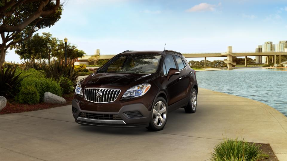 2014 Buick Encore Vehicle Photo in Fort Worth, TX 76180