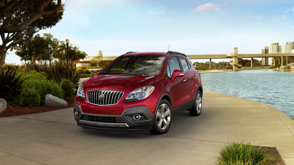 2014 Buick Encore Vehicle Photo in Kernersville, NC 27284