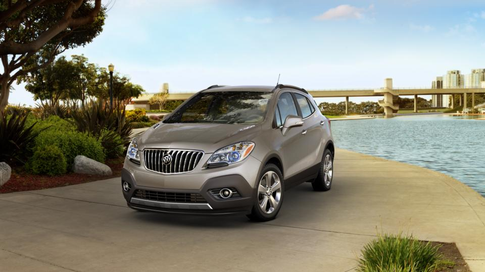 2014 Buick Encore Vehicle Photo in Gulfport, MS 39503