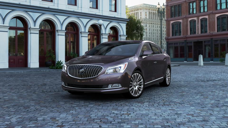 2014 Buick LaCrosse Vehicle Photo in Vermilion, OH 44089