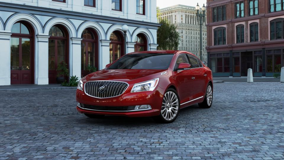 2014 Buick LaCrosse Vehicle Photo in Midland, TX 79703
