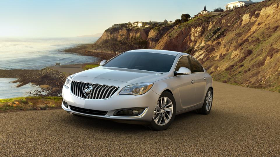 2014 Buick Regal Vehicle Photo in Chelsea, MI 48118