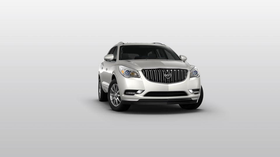 Don Franklin London Ky >> Somerset White Diamond Clearcoat 2015 Buick Enclave: Used Suv for Sale -FJ113025