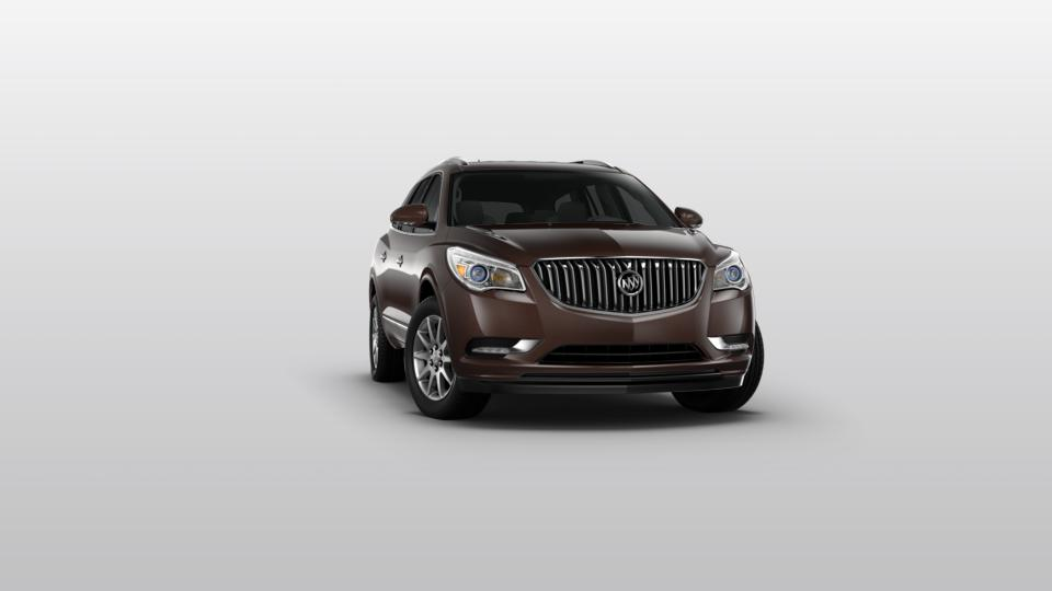 certified 2015 dark chocolate buick enclave leather awd for sale in dubuque at mcgrath chevy. Black Bedroom Furniture Sets. Home Design Ideas