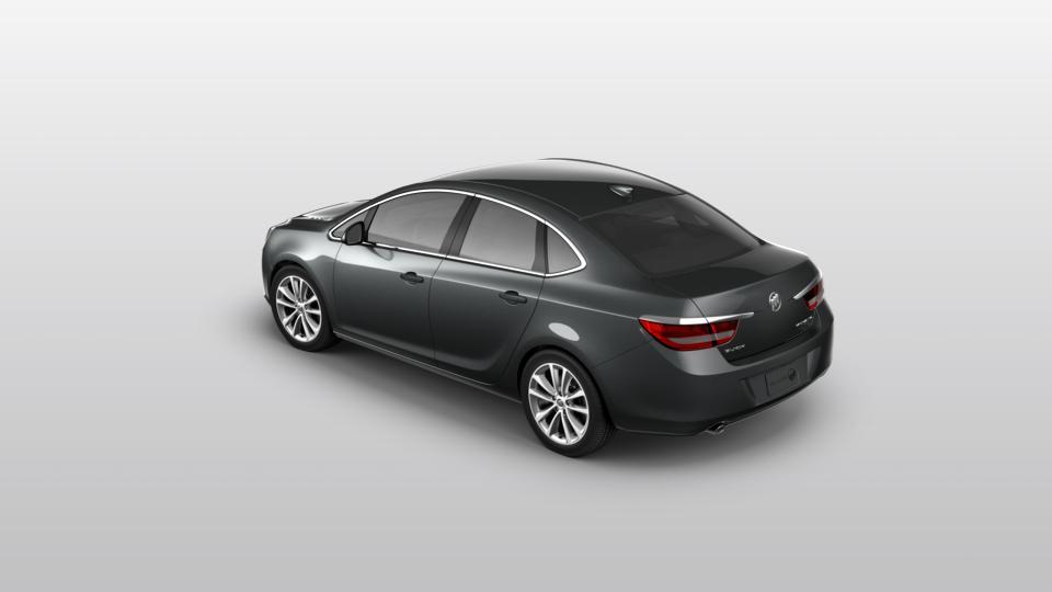 Used 2015 Smoky Gray Metallic Buick Verano For Sale Near