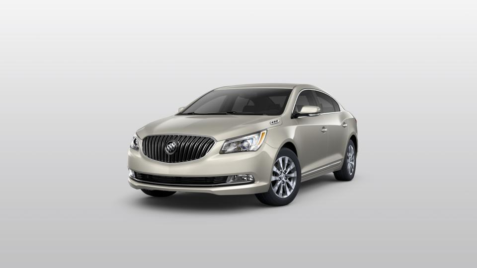 2016 Buick LaCrosse Vehicle Photo in Trevose, PA 19053