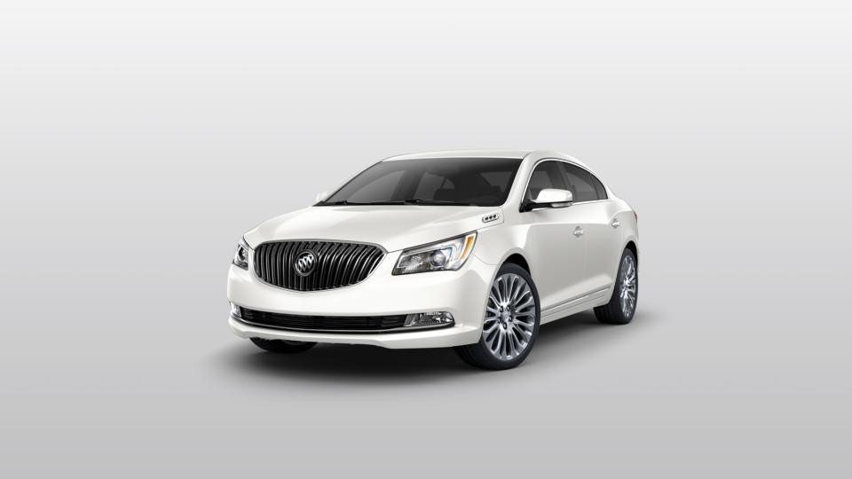 2016 Buick LaCrosse Vehicle Photo in San Angelo, TX 76903