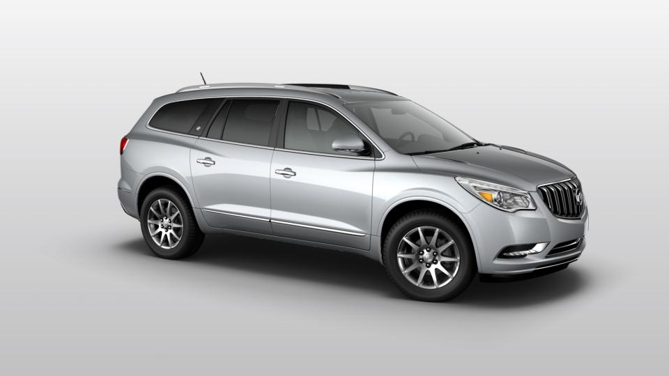 sterling heights quicksilver metallic 2016 buick enclave leather fwd for sale in metro detroit. Black Bedroom Furniture Sets. Home Design Ideas