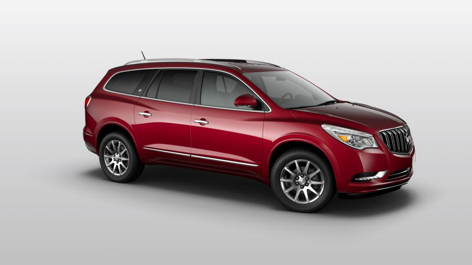 Gerry Lane Chevrolet >> Used Crimson Red Tintcoat 2016 Buick Enclave for Sale in ...