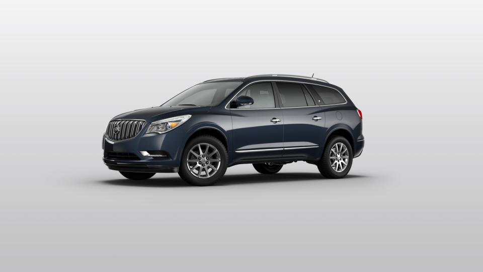 certified suv 2016 dark sapphire blue metallic buick enclave leather for sale in virginia. Black Bedroom Furniture Sets. Home Design Ideas