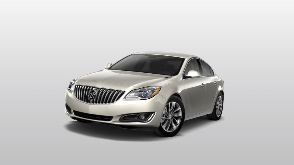 2016 Buick Regal Vehicle Photo in Gardner, MA 01440