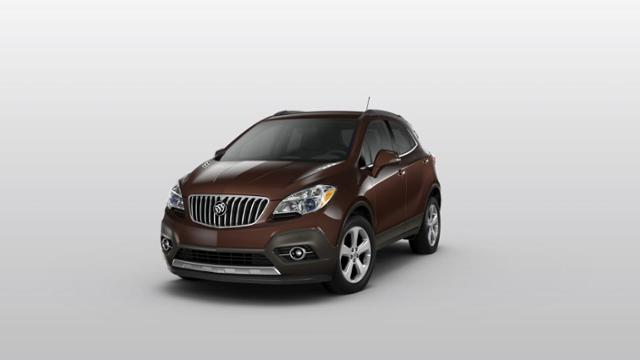 2016 Buick Encore Vehicle Photo In Denton Tx 76210
