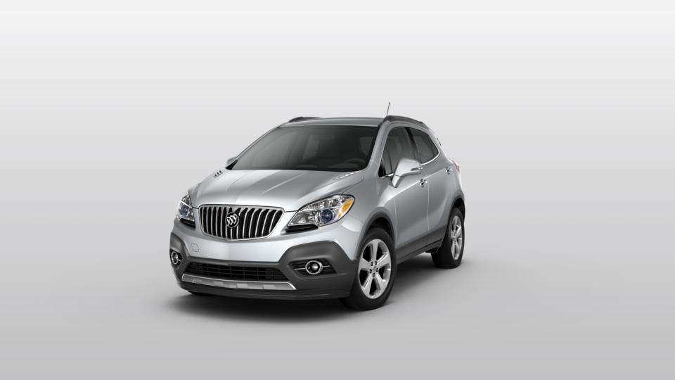 2016 Buick Encore Vehicle Photo in Spokane, WA 99207